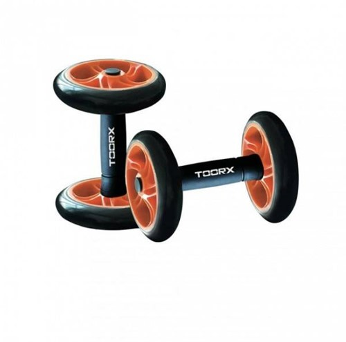 Toorx Core Wheels - Buikspierwielen - Set