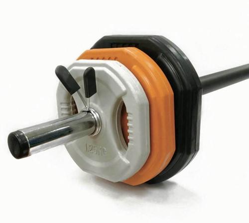 Toorx Aerobic Pump Halterschijven 30 mm - per 4