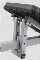 Toorx inklapbare buikspierplank 2
