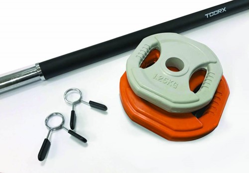Toorx Bodypumpset - 10 kg
