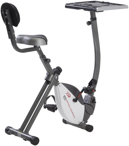 Toorx BRX Office Compact Deskbike - Gratis trainingsschema