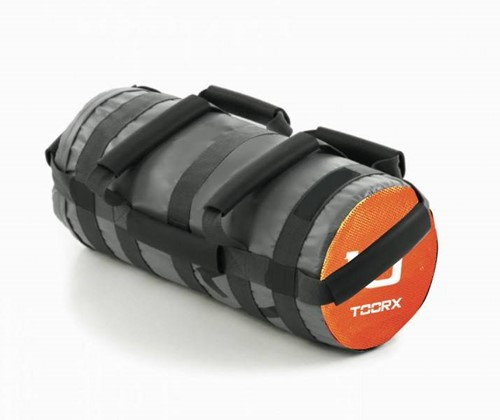 Toorx Powerbag met 6 Hendels - 10 kg