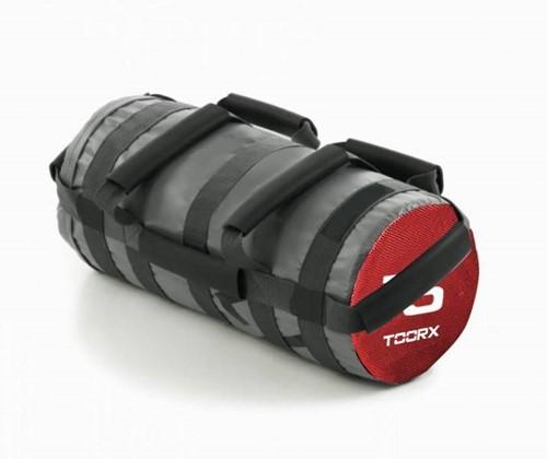 Toorx Powerbag met 7 Hendels - 15 kg