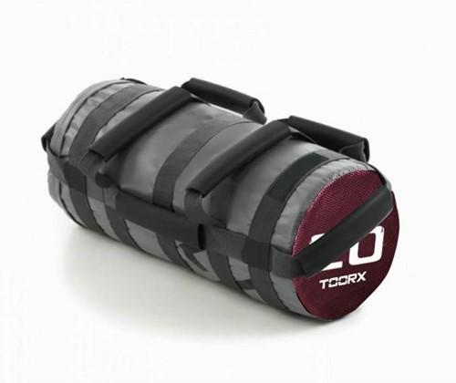 Toorx Powerbag met 6 Hendels - 20 kg
