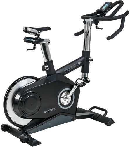 Toorx SRX-3500 Indoor Cycle - Gratis trainingsschema