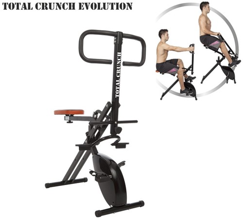 Total Crunch Evolution