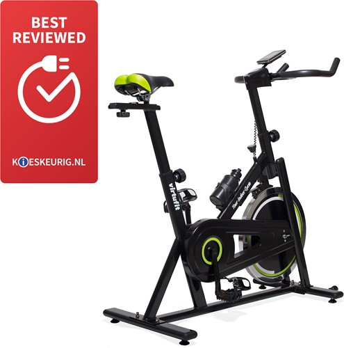 VirtuFit Tour Indoor Cycle Spinningfiets - Gratis trainingsschema