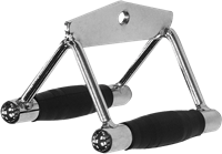 Body-Solid Progrip Seated Row / Chin Bar-1