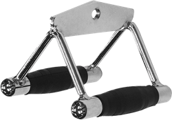 Body-Solid Progrip Seated Row / Chin Bar