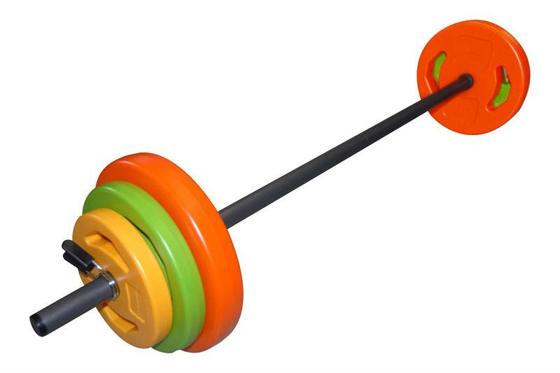 Tunturi Body Pump Set 20kg Set
