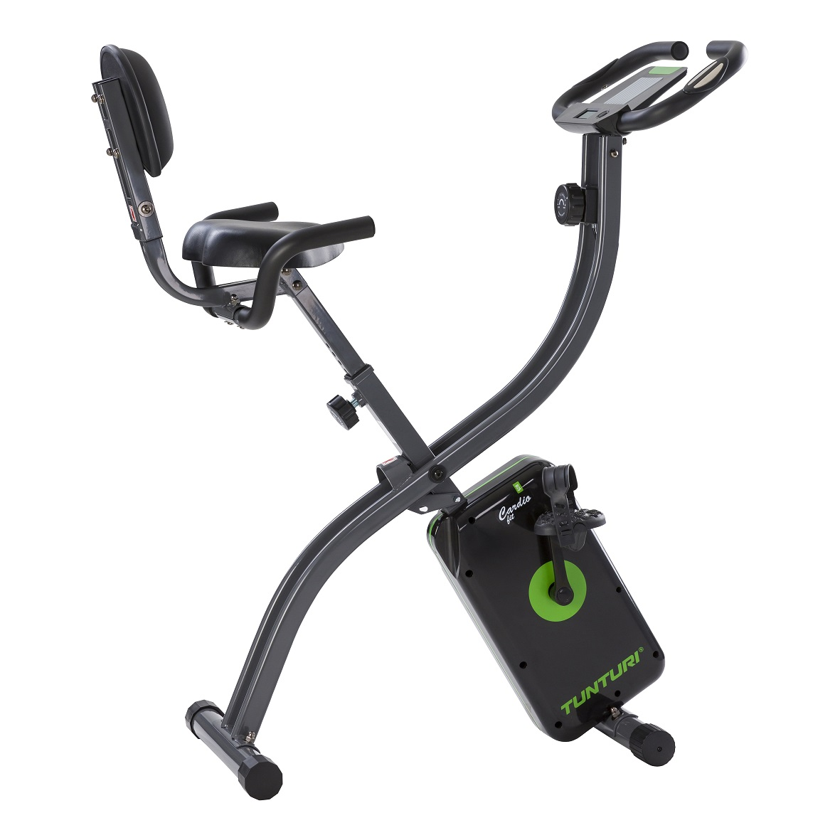 Tunturifitnessonline  - Tunturi Cardio Fit B25 X - Bike Folding Bike