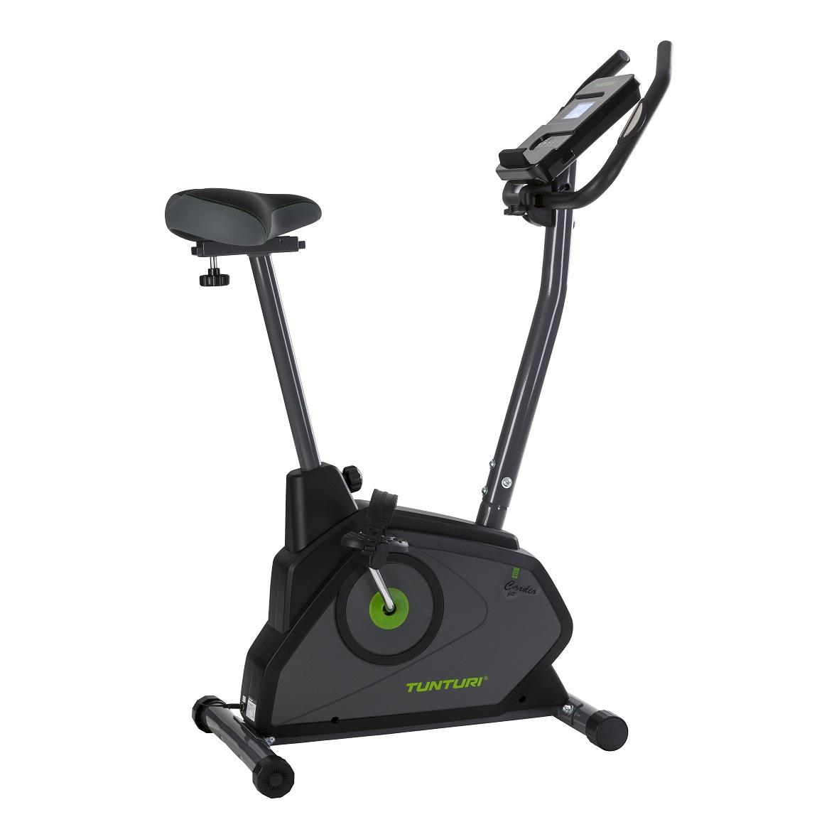 Tunturifitnessonline  - Tunturi Cardio Fit E30 Ergometer Hometrainer - Gratis trainingsschema
