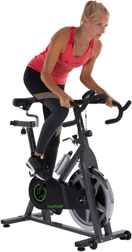 Tunturi Cardio Fit S30 Spinbike - Gratis trainingsschema-3