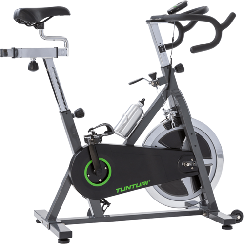 Tunturi Cardio Fit S30 Spinbike - Gratis trainingsschema