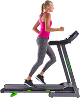 Tunturi Cardio Fit T30 Loopband - Gratis trainingsschema-2