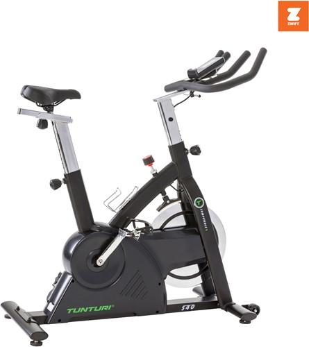 Tunturi Competence S40 Sprinter Bike  - Gratis trainingsschema