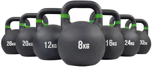 Tunturi Competition Kettlebell 20kg -3