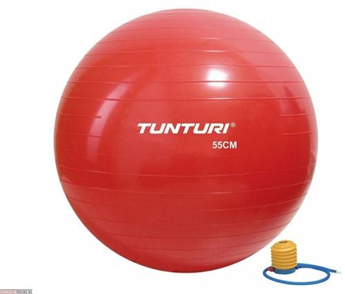 Tunturi Gymball 90cm - Rood