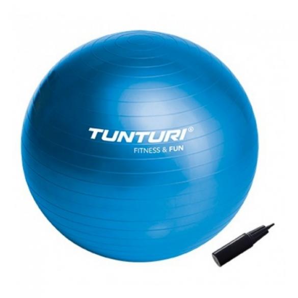 Tunturi-Bremshey Gymball Blauw 65 Cm Stuk