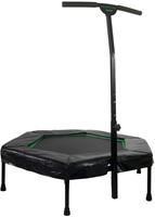 Tunturi Hexa Fitness Trampoline met verstelbare handgreep-2