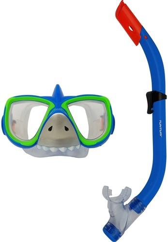 Tunturi Kinder Duikbril met Snorkel - Shark-2