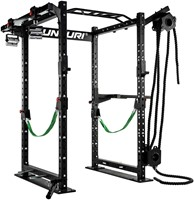 Tunturi RC20 Cross Fit Rack - Multigrip Pull-Up Slider-2