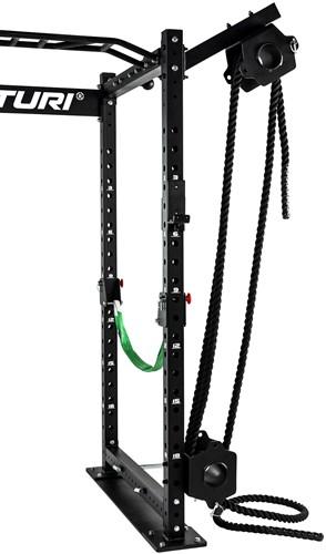 Tunturi RC20 Cross Fit Rack - Rope Trainer