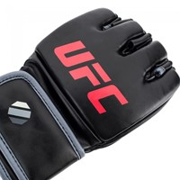 UFC Contender MMA Handschoenen - Zwart/Rood 5oz-2