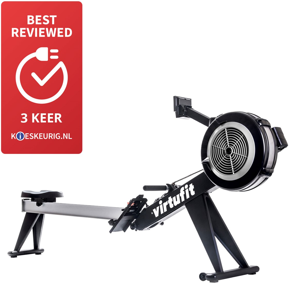 1. VirtuFit Ultimate Pro 2 Ergometer Roeitrainer