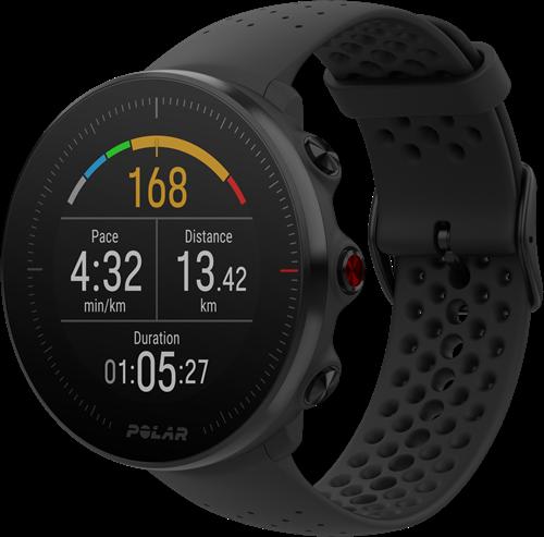Polar Vantage V Multisport en Triatlon Horloge - Zwart