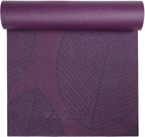 VirtuFit Premium Yogamat - 183 x 61 x 0,4 cm - Mulberry Leaf