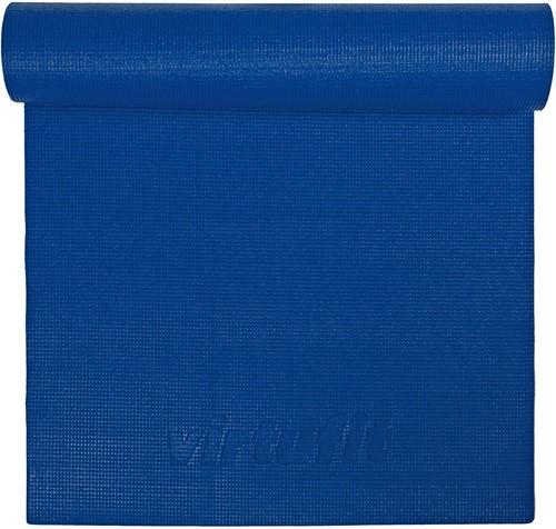 VirtuFit Premium Yogamat - 183 x 61 x 0,6 cm - Midnight Blue