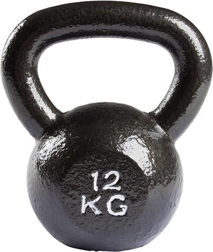 VirtuFit Kettlebell Pro - Kettle Bell - Gietijzer - 12 kg
