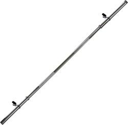 VirtuFit Halterstang 120 cm veerclip 28 mm