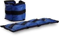 VirtuFit Enkelgewichten / Polsgewichten 2 x 1 kg-1