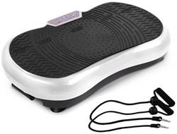 Fitness Body Vibro Power Max Fitness Trilplaat met Handvaten