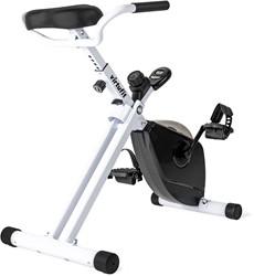 fitnessapparaat.nl-VirtuFit Opvouwbare Deskbike - Bureaufiets met Computer - Gratis trainingsschema-aanbieding