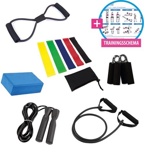 Virtufit Fitness Fit & Yoga Fit Pakket - Inclusief trainingsschema