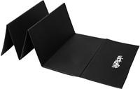 VirtuFit Opvouwbare Fitnessmat - Yogamat - PE - 180 x 60 cm - Grijs