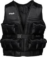 VirtuFit Verstelbaar Gewichtsvest Pro - 10 kg - Zwart