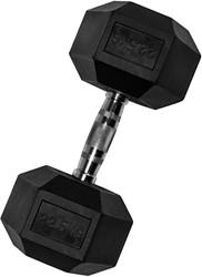 VirtuFit Hexa Dumbell - 22,5 kg - Per Stuk