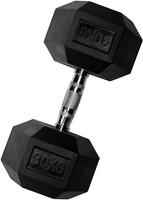 VirtuFit Hexa Dumbbell Pro - 30 kg - Per Stuk - Zonder originele verpakking