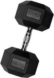 VirtuFit Hexa Dumbell - 32,5 kg - Per Stuk