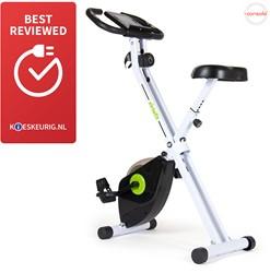 fitnessapparaat.nl-VirtuFit iConsole Opvouwbare Hometrainer - Inclusief Gratis Trainingsvideo-aanbieding