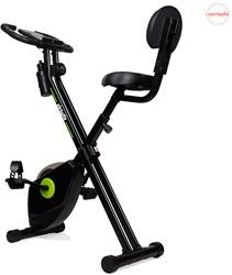 fitnessapparaat.nl-VirtuFit iConsole Opvouwbare Hometrainer met Rugleuning en Bidonhouder - Inclusief Gratis Trainingsvideo-aanbieding