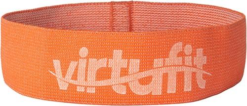VirtuFit Mini Weerstandsband - Katoen - Oranje - Licht