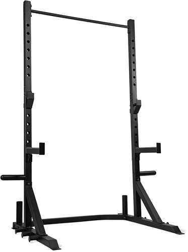 VirtuFit Power Rack - Squatrek Pro - met pull-up bar