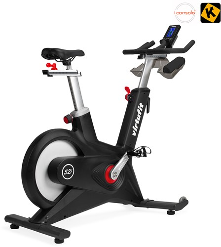 VirtuFit Indoor Cycle S2i Spinningfiets - Inclusief Spinning DVD