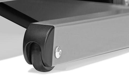 VirtuFit Elite TR-1000i Semi-Pro Loopband Transportwiel