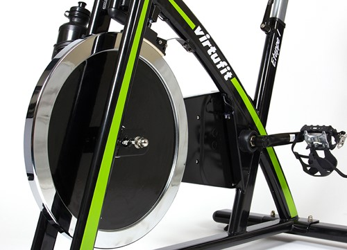 VirtuFit Etappe 1 Spinbike Met Computer - Showroommodel - Inclusief Gratis Spinning DVD